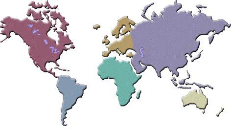 Kontinenti svijeta