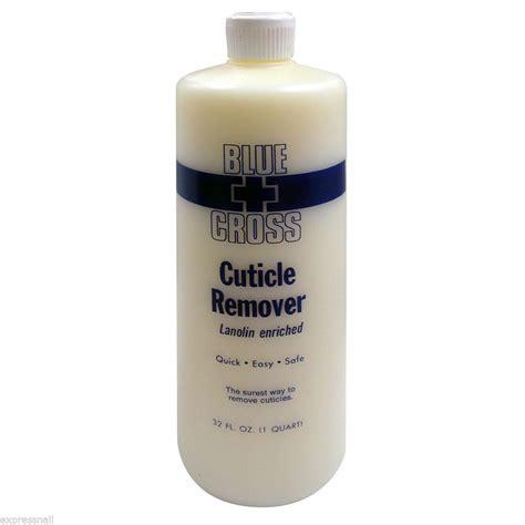 blue cross cuticle remover cream  gel nails