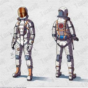 Future Space Suit Concept (page 3) - Pics about space