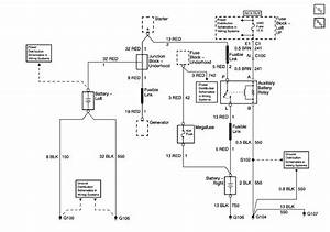 Battery Post Wiring Diagram