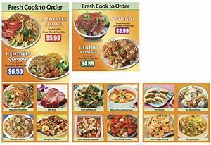 sample diner menu new restaurant package fong 39 s graphics printing