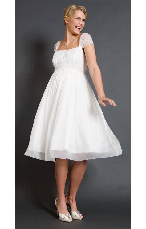alya silk maternity wedding dress short maternity wedding dresses evening wear  party