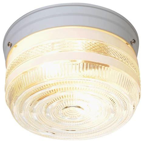 flush mount 8 inch ceiling light white modern