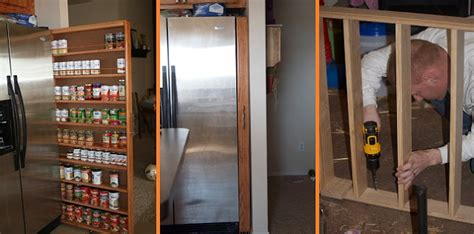 diy pull  pantry cabinet find fun art projects