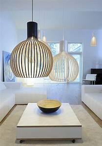 Suspension Luminaire Scandinave : suspension bambou conseils pour une d co r ussie ~ Teatrodelosmanantiales.com Idées de Décoration