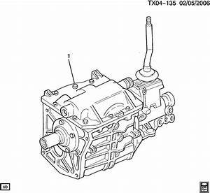 15747135  Tranmw3  Transmission Assembly