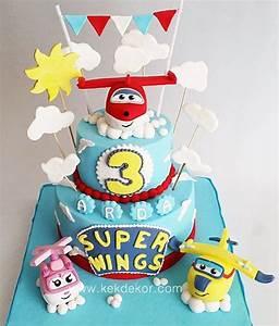 Super Wings Torte : torte di compleanno dei super wings 2 piani ~ Kayakingforconservation.com Haus und Dekorationen