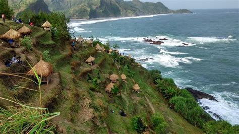 sejarah pantai menganti kebumen jawa tengah zone kebumen