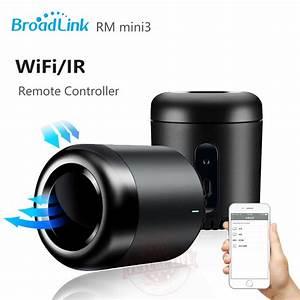 Smart Home Wlan : buy new broadlink rm mini3 smart home ~ Lizthompson.info Haus und Dekorationen