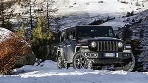 Jeep Wrangler Unlimited Rubicon 2019 4K Wallpaper HD Car