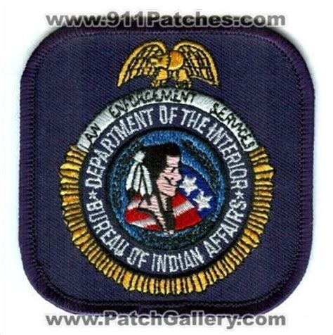 interior bureau of indian affairs washington dc bureau of indian affairs enforcement services washington dc patchgallery