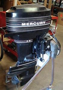 35hp Mercury Outboard For Sale