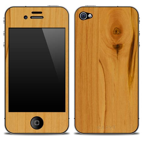iphone 100 karvt 100 authentic wooden iphone skins the green