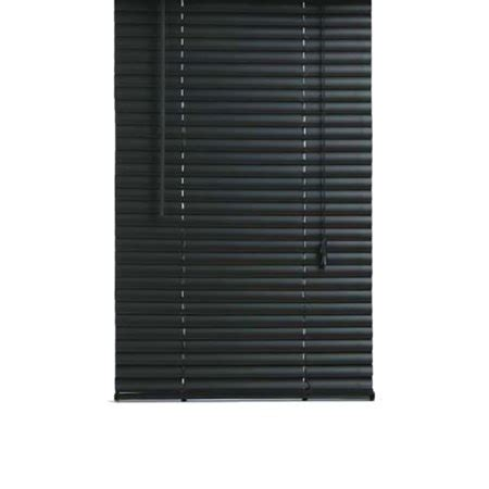 black blinds walmart moshells home decorative 32 quot wide 64 quot mini blind