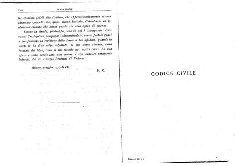 Dispense Diritto Civile by Codice Civile 1865 Dispense