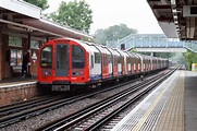 London Underground 1992 Stock - Wikiwand