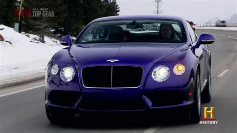 2013 Bentley Continental Gt In