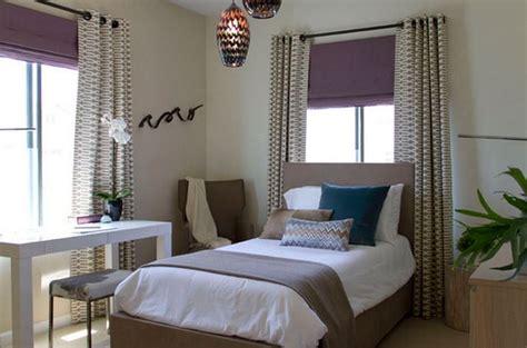 rideaux chambres idee deco rideaux de la chambre deco maison moderne