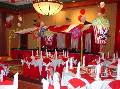 carnival  circus theme decor  birthday