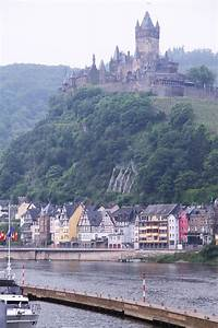 Rhine River Castle, Germany | CASTLES ♖♜ Châteaus ...