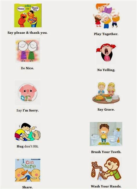 party  presents manners  kids rules  kids