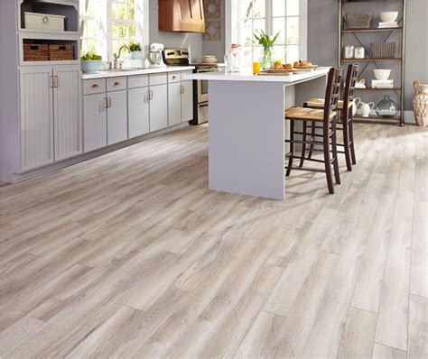 inexpensive kitchen flooring ideas white table and ladder back chairs with inexpensive laminate flooring for amazing kitchen ideas
