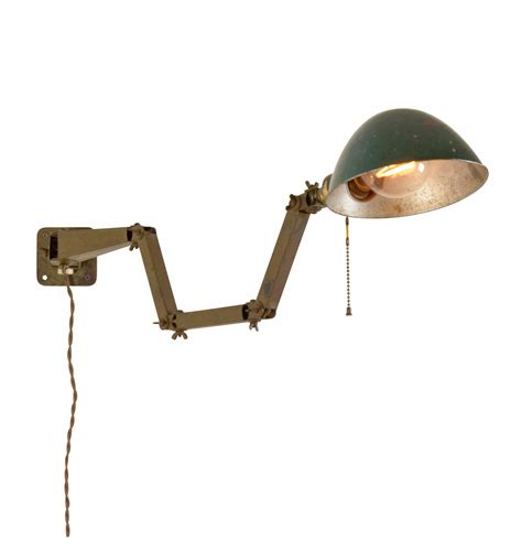 american fixture company articulating work light