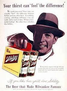 1000+ images about Vintage Beer Ads on Pinterest | Schlitz ...