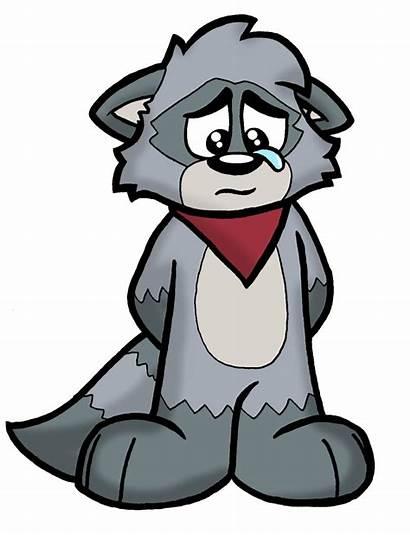 Sad Cartoons Clipart Clip Library Puppy Transparent