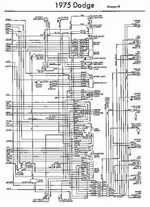 Charger Electrical Wiring Diagram Of 1969 Dodge V8  60483