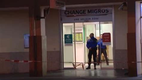 bureau de change migros braquage de th 244 nex trois arrestations 224 lyon rts ch suisse
