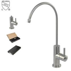 kitchen faucet water filter nsf stainless steel kitchen filter faucet water filtration ro faucet with cupc