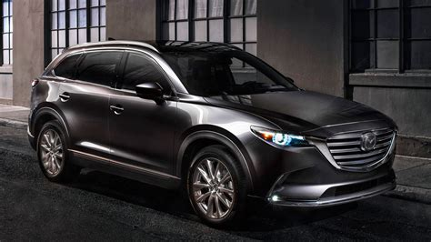 2018 Mazda Cx9 Scores New Features, Starts At $32,130