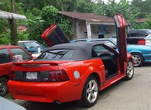 fiero5 2002 Ford MustangGT Convertible 2D Specs, Photos, Modification Info at CarDomain