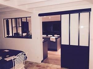 Verriere Interieure Coulissante : ferronnerie m tallerie tumelin rocher r alisation ~ Premium-room.com Idées de Décoration
