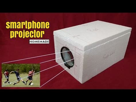 smart phone projector youtube