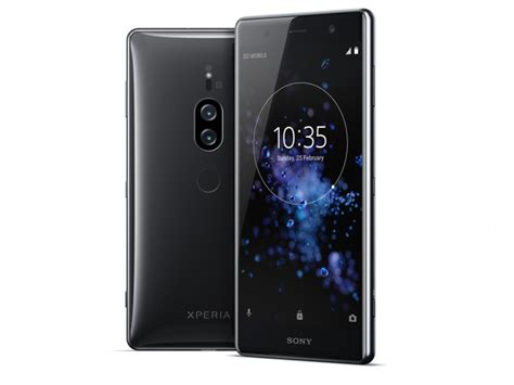 the xperia xz2 premium is sony s dual smartphone can shoot iso 51200 digital