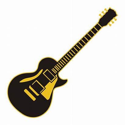 Guitar Vector Electric Illustration Clipart Eps Clip