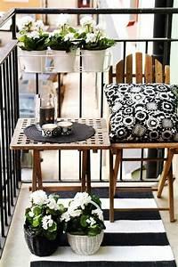 schoner garten und toller balkon gestalten ideen und With feuerstelle garten mit künstliche blumen für balkon