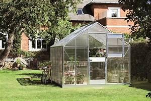 Abri De Jardin 3m2 : serre de jardin juliana compact plus alu 8 3m2 polycarbonate ~ Dode.kayakingforconservation.com Idées de Décoration