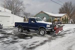 Fisher Plow Paint Color  1995 Ford F