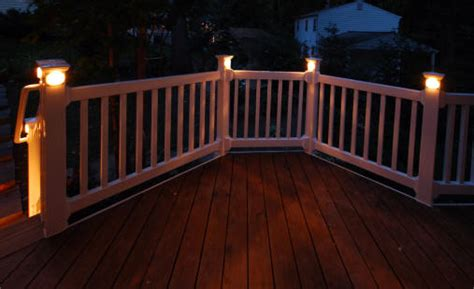 deck railing lights ideas utah deck railing ideas carpentry and home improvement ideas