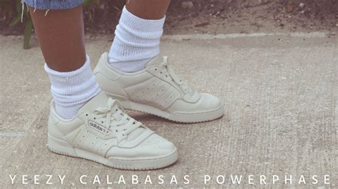 Yeezy Calabasas Powerphase Lookbook | Outfits + On-feet! - YouTube