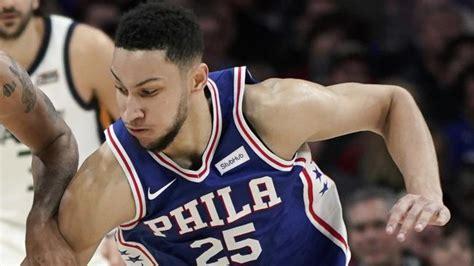 NBA: Ben Simmons elbow injury, out of 76ers vs Magic