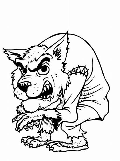 Halloween Fun Coloring Pages Coloringpages