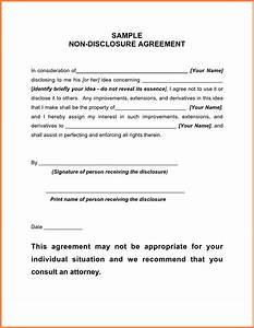 5 standard non disclosure agreement template purchase With generic nda template