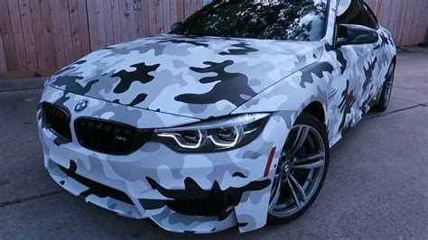 fully wrapped camouflage wrap youtube