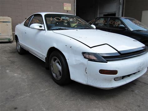 Toyota Celica Parts by Parting Out A 1991 Toyota Celica Stock 100500 Tom