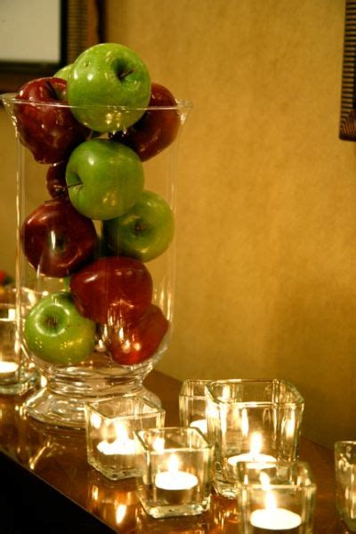 Best 25 Apple Centerpieces Ideas On Pinterest Green