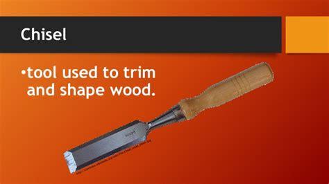 classification  hand tools part